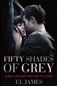 Fifty Shades of Grey poster afiş