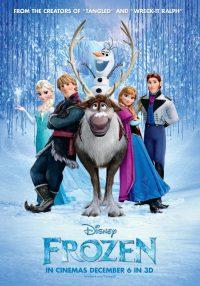 frozen poster 2013