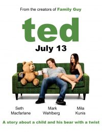 Ted the movie poster