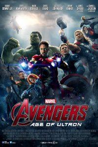 avengers yenilmezler poster