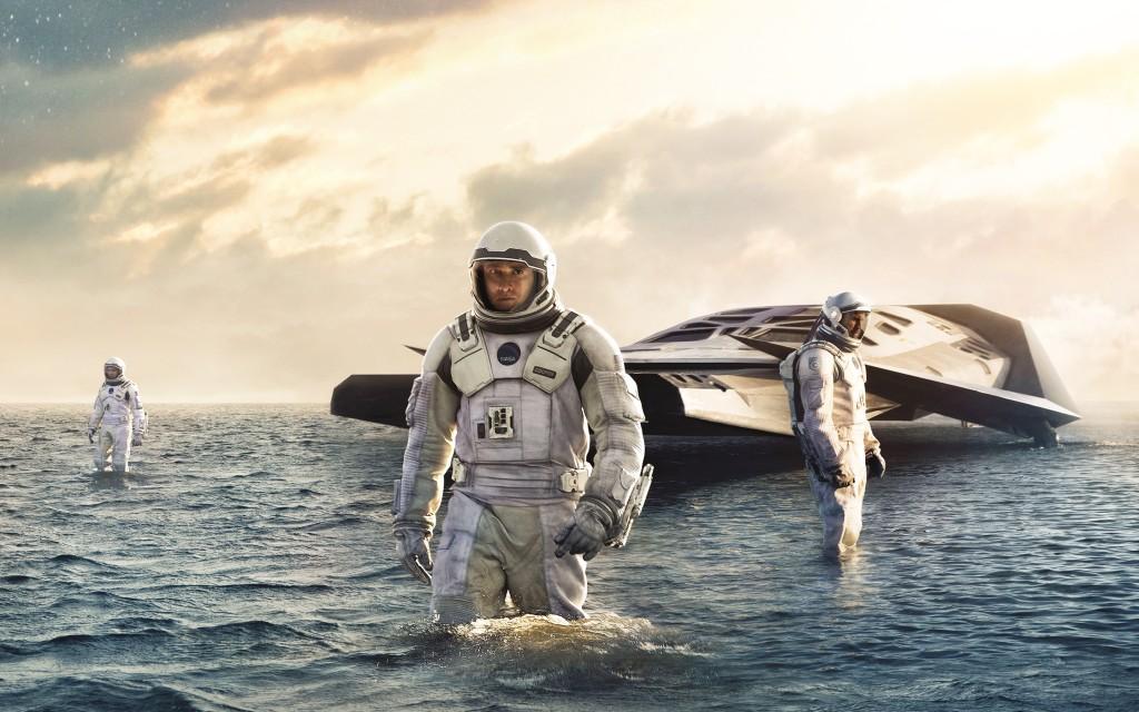 Interstellar- Yıldızlararası Film